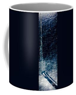 The Tower Of Ice Shadows Coffee Mug by Jennifer Lake