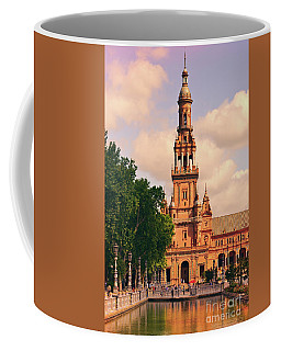 The Tower - Plaza De Espana Coffee Mug