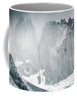 The Towers Coffee Mug by Andrew Matwijec
