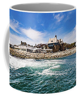 The Towers Of Narragansett  Coffee Mug