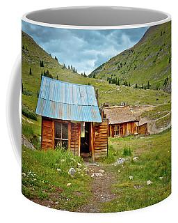 The Town Of Animas Forks Coffee Mug