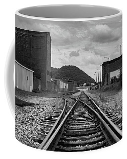 The Tracks Coffee Mug