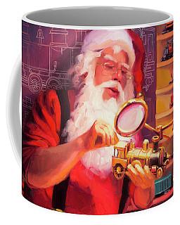 The Trainmaster Coffee Mug