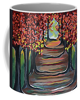 The Tranquility Of Nature Coffee Mug