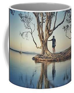 The Tree And Me Coffee Mug