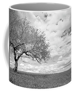 The Tree On The Hill Coffee Mug