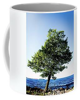 Coffee Mug featuring the photograph The Tree by Onyonet  Photo Studios