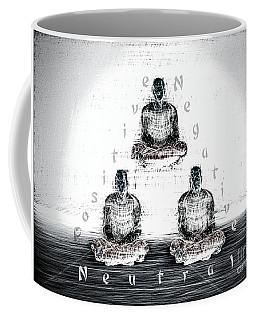 The Triangle Of Decision Coffee Mug