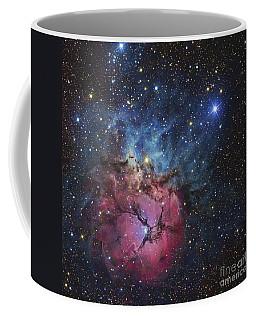 The Trifid Nebula Coffee Mug