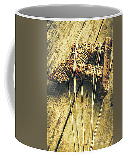 The Trojan Horse And Fall Of Troy Coffee Mug