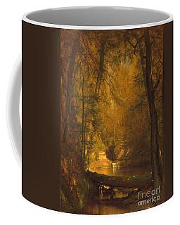 The Trout Pool Coffee Mug by John Stephens