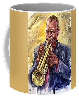 The Trumpetist Coffee Mug