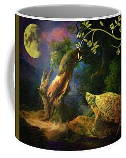 The Turtle Of The Moon Coffee Mug