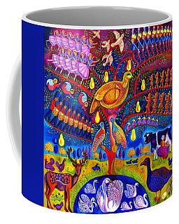 The Twelve Days Of Christmas Coffee Mug