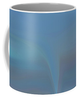 Coffee Mug featuring the painting The Twister by Dan Sproul