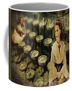 The Typist Coffee Mug