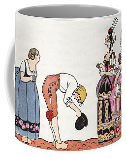 The Ugly Sisters From Cinderella Coffee Mug
