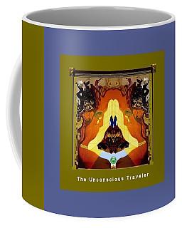 The Unconscious Traveler Coffee Mug