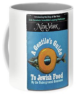 The Underground Gourmet Guide To Jewish Food Coffee Mug