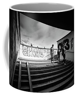 The Underpass Coffee Mug