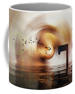 The Unexamined Life Is Not Worth Living Coffee Mug