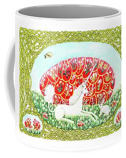 The Unicorn And The Egg Coffee Mug