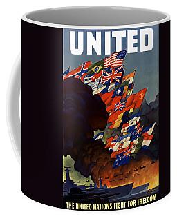 Political Propaganda Coffee Mugs