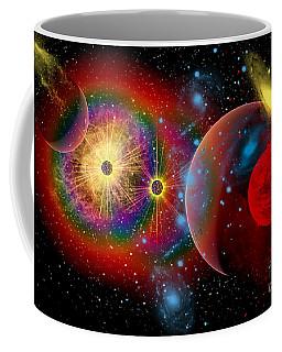 The Universe In A Perpetual State Coffee Mug