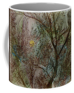 The Universe In A Tree Coffee Mug by Lenore Senior