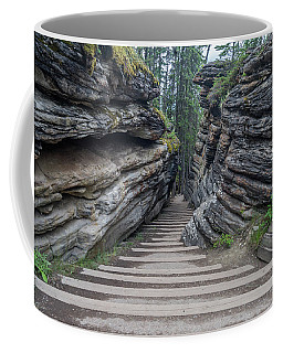 The Unknown Path Coffee Mug