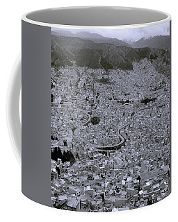 The Urban City Coffee Mug by Shaun Higson