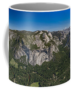 The Valley And Four Falls Coffee Mug