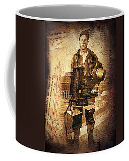 The Valley On My Mind.. Coffee Mug