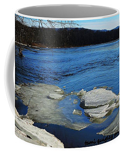 The Vanishing Winter Coffee Mug