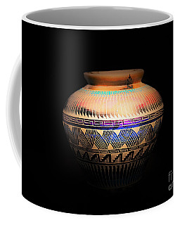 The Vase Of Joy Coffee Mug by Ray Shrewsberry