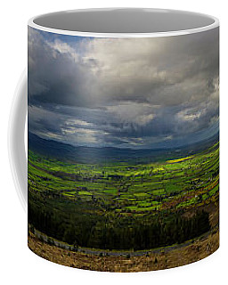 The Vee  Coffee Mug