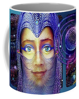 The Veil Coffee Mug