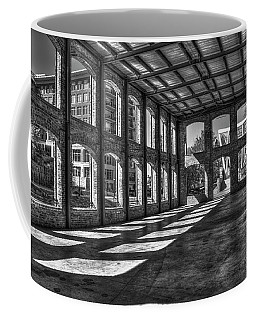 The Venue Bw Old Mill Wedding Venue Reedy River South Caroline Art Coffee Mug
