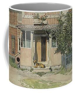 The Verandah, From A Home Series Coffee Mug