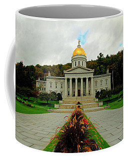 The Vermont State Capital Building Coffee Mug