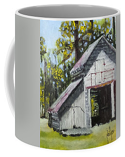The Verona Barn Coffee Mug by Jim Phillips