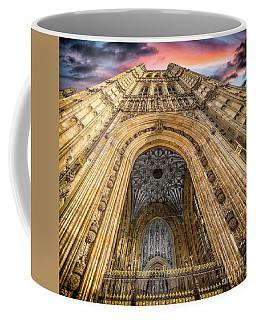 The Victoria Tower Coffee Mug