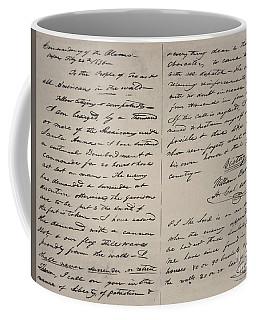 Fort William Drawings Coffee Mugs