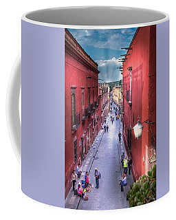 The View Down Recreo Coffee Mug