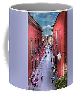 The View Down Recreo Coffee Mug