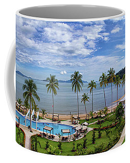 The View From Room 566 Coffee Mug