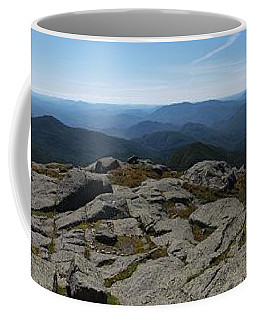 The View North From Mt. Marcy Coffee Mug