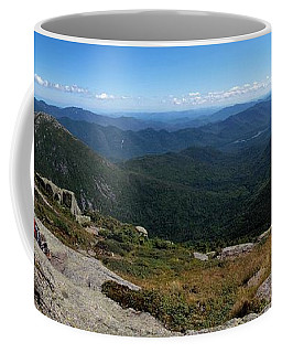 The View South From Mt. Marcy Coffee Mug