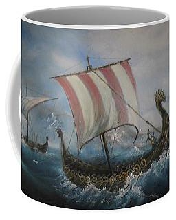 The Vikings Coffee Mug