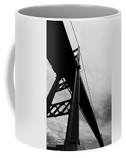 The Vincent Thomas Coffee Mug by Joe Schofield